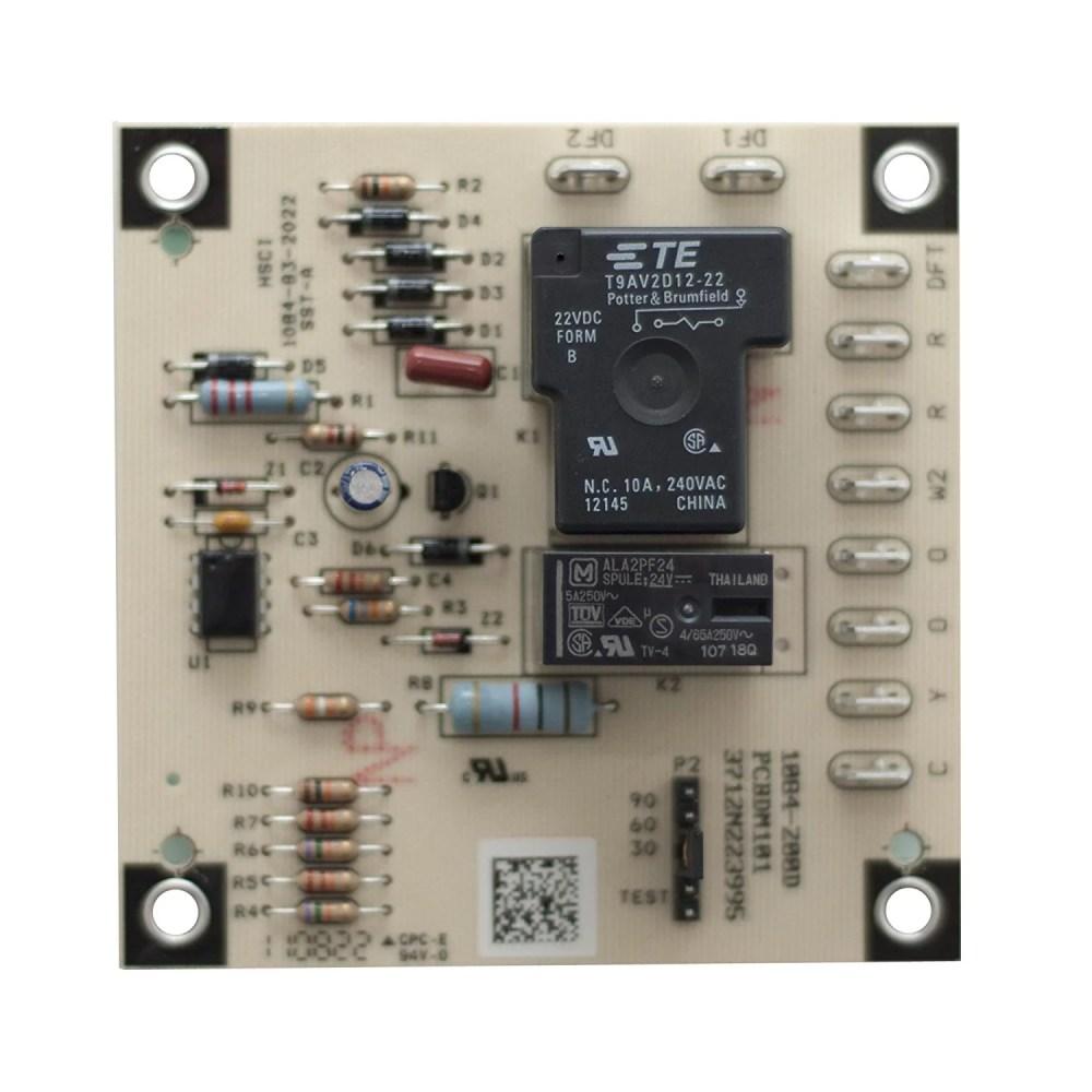 medium resolution of  installation aprilaire pcbdm101s defrost timer goodman defrost timer pcbdm101s by on defrost