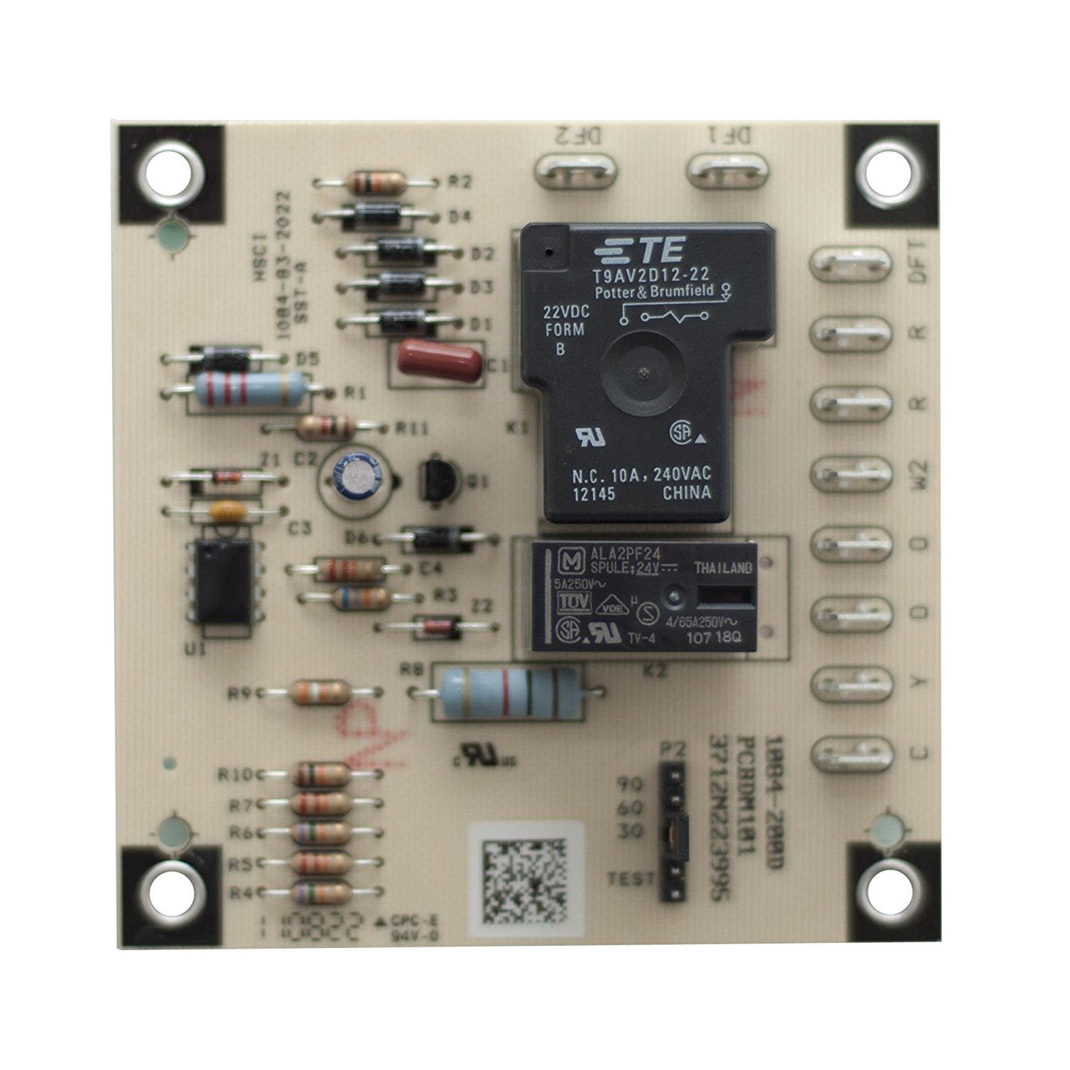 hight resolution of  installation aprilaire pcbdm101s defrost timer goodman defrost timer pcbdm101s by on defrost