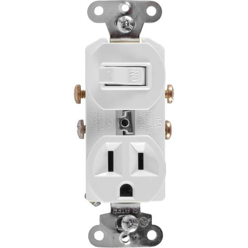small resolution of wiring a light switch and outlet off of a