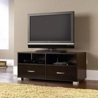 Sauder Tv Stand Drawers Cinnamon Cherry - Walmart.com