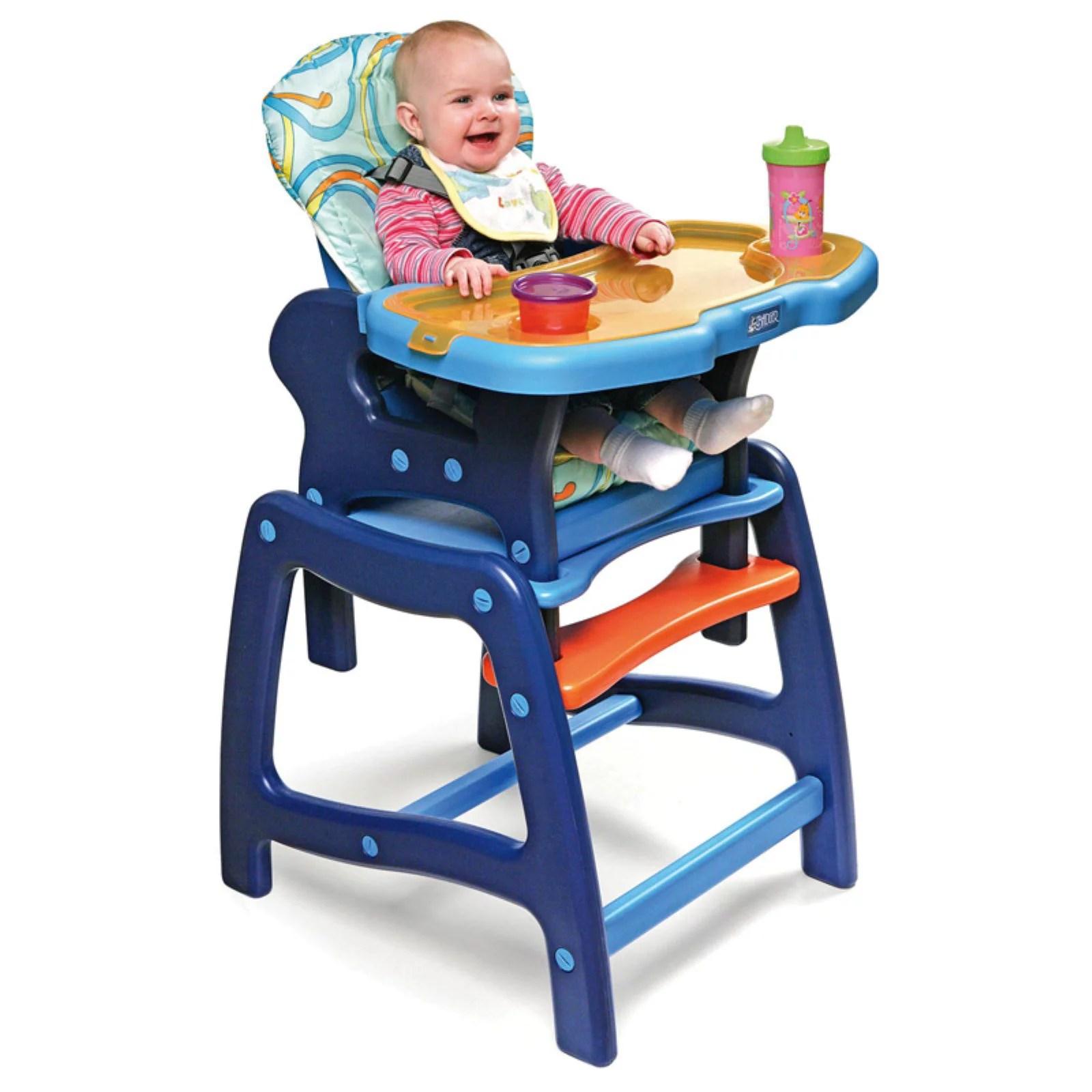 Badger Basket  Envee Baby High Chair with Playtable