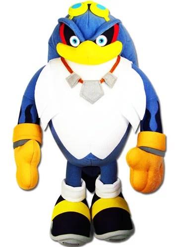 Plush Sonic The Hedgehog New Storm 14 Toys Soft Doll