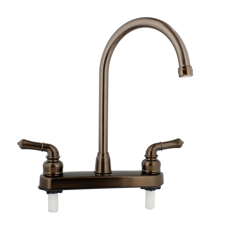 empire faucets rv kitchen faucet replacement gooseneck spout and handles