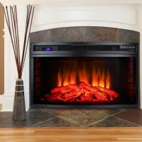 AKDY Electric Fireplace Insert - Walmart.com