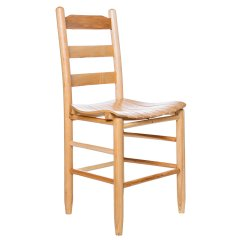 Wicker Ladder Back Chairs Navy And White Chair Dixie Seating Shaker Style Dining