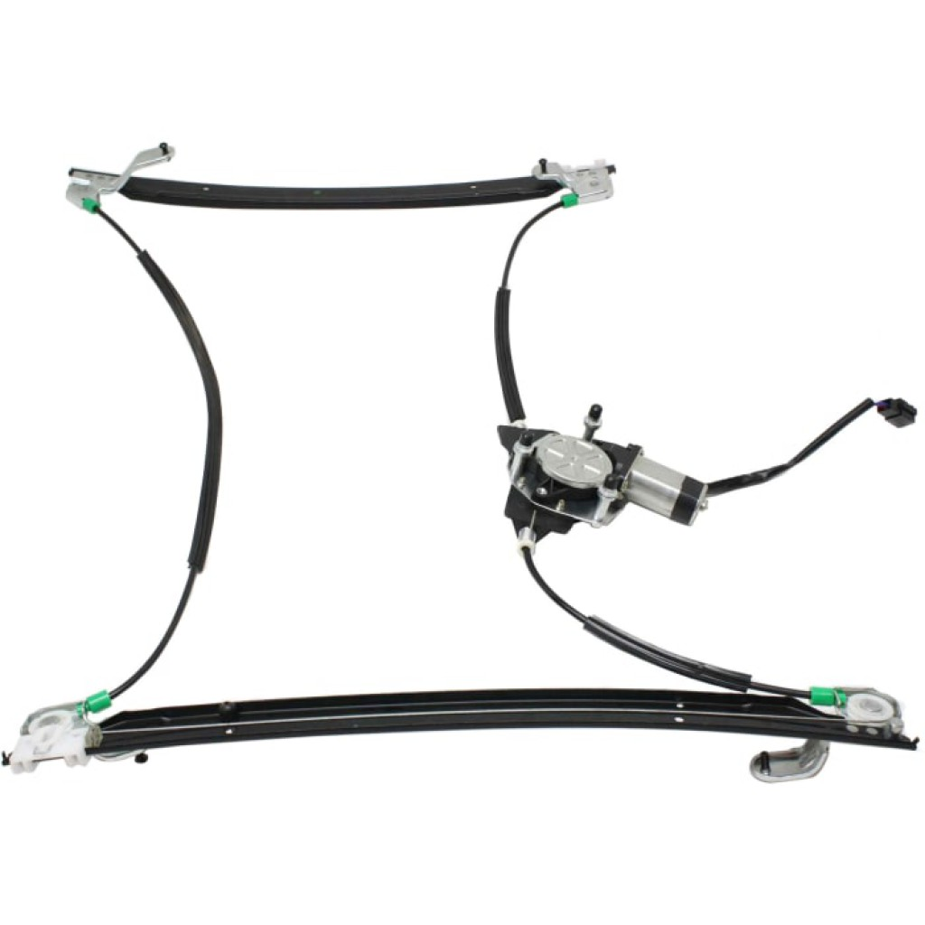 For Dodge Caravan Grand Caravan Front Window Regulator