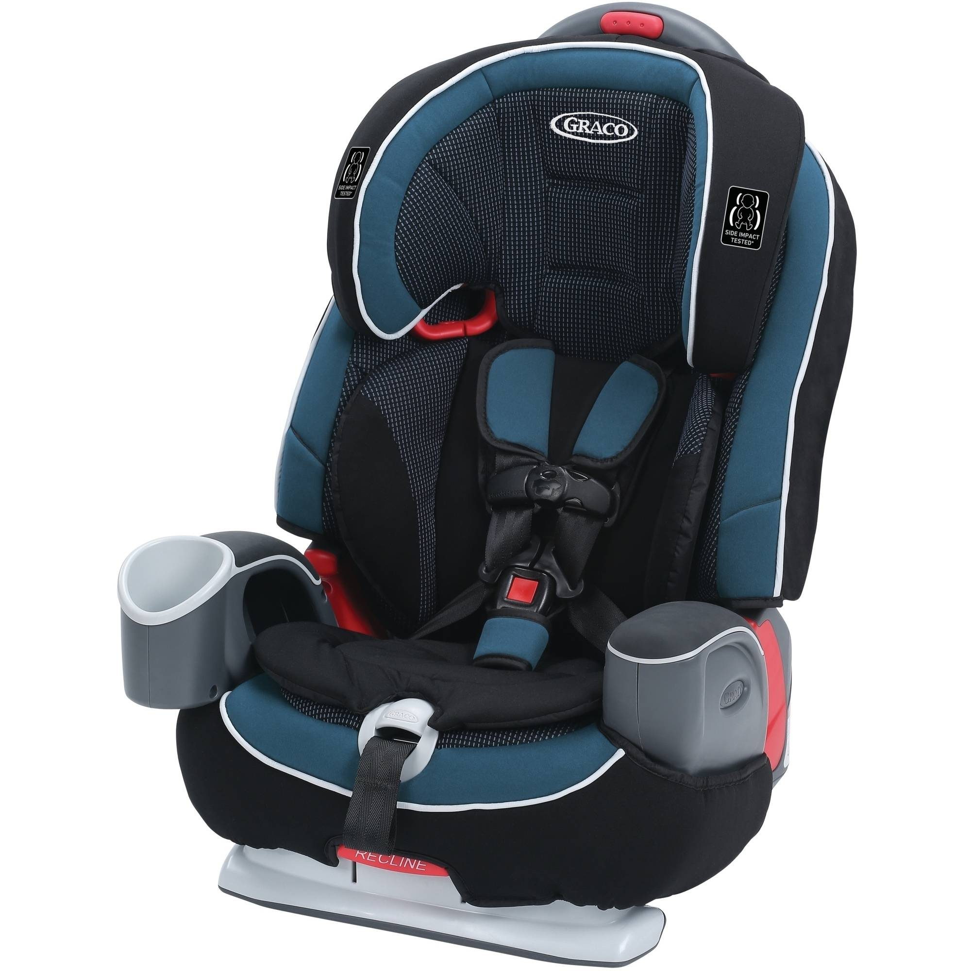 Graco Nautilus 65 LX 3in1 Harness Booster Car Seat Zell