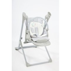 Swing Chair Baby Age White Wicker Rocking Uk Primo Smart Voyager Infant And High Walmart Com