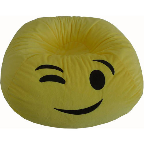 beanless sofa air chair online india delhi emoji emoticon bean bag soft comfortable seat ...