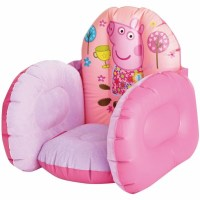 Children's Peppa Pig Inflatable Vinyl Furniture Chair Toy ...