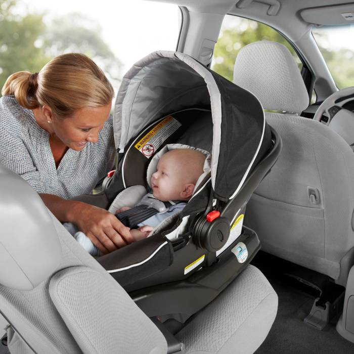 infant to convertible car seat