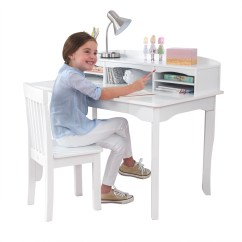 Kidkraft Avalon Chair Inexpensive Chaise Lounge Chairs Kids Desk With Hutch And Multiple Colors Walmart Com