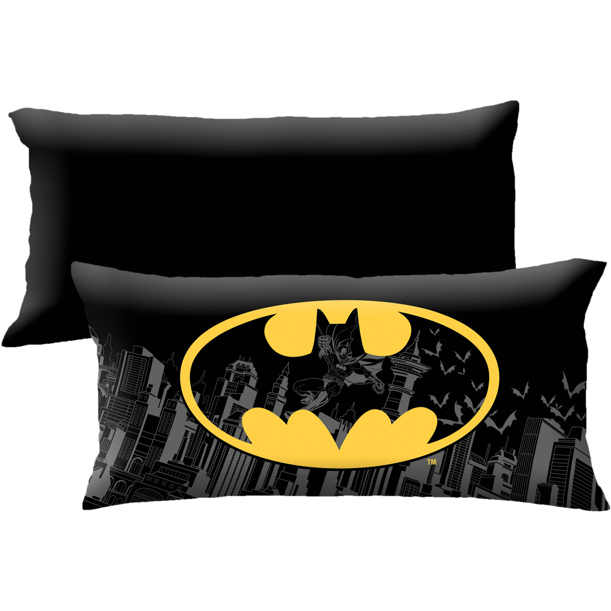 "Batman 'The Bats Are Out' 18"" x 36"" Body Pillow"