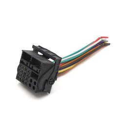 auto car radio stereo cd player wiring harness socket connector for ford focus walmart com [ 1100 x 1100 Pixel ]