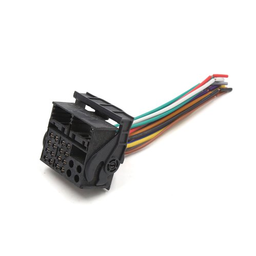 small resolution of auto car radio stereo cd player wiring harness socket connector for ford focus walmart com
