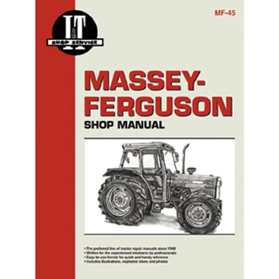 service manual for massey ferguson tractor 362 365 375 383 390 390t mf 383 wiring diagram  [ 900 x 900 Pixel ]
