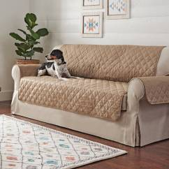 Sofa Coverings Dogs Heavy Duty Upholstery Fabric Better Homes And Garden Non Skid Waterproof Quilted Pet Cover Walmart Com