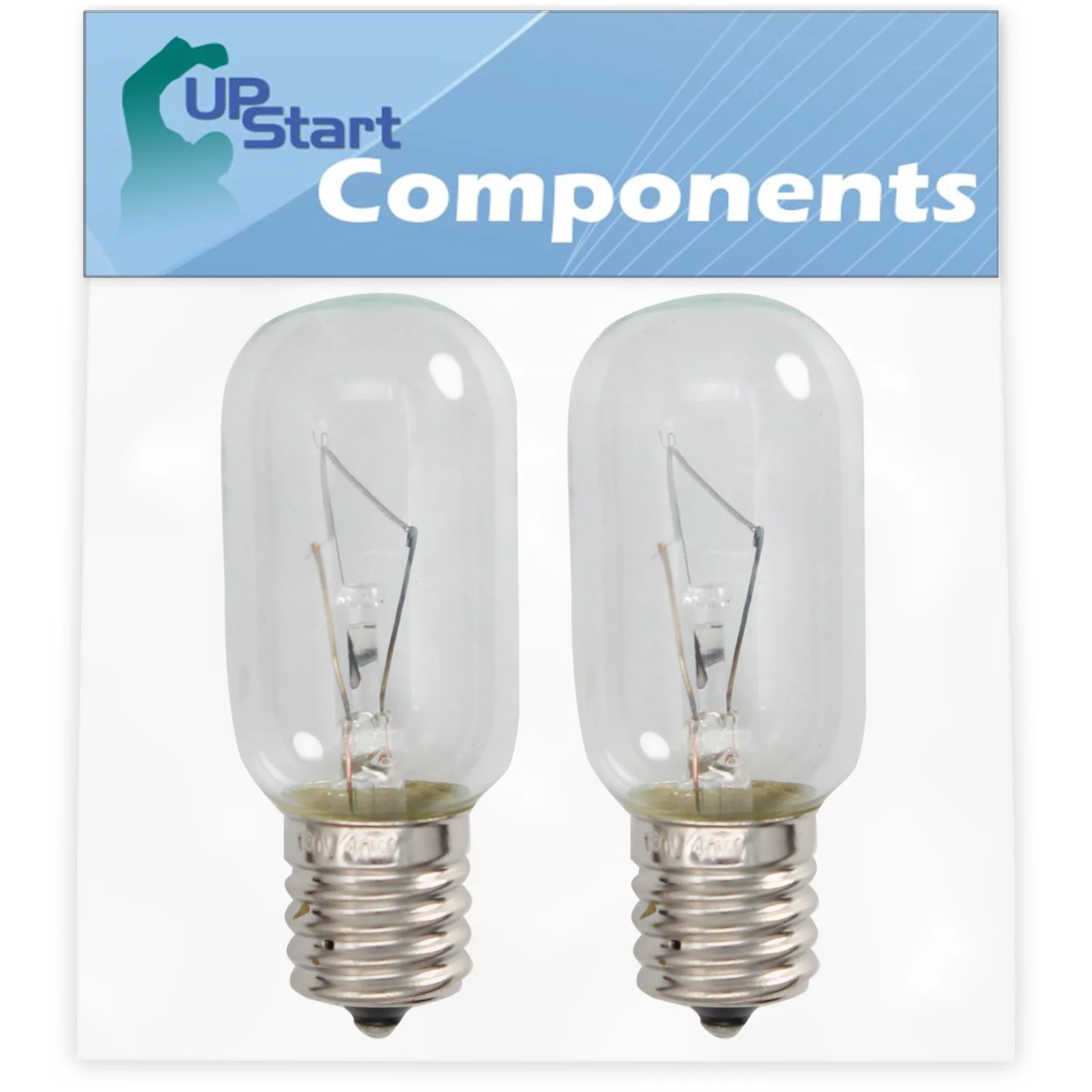 2 pack 4713 001013 microwave light bulb replacement for samsung mc17j8000cs aa 0000 microwave compatible with samsung 4713 001013 light bulb