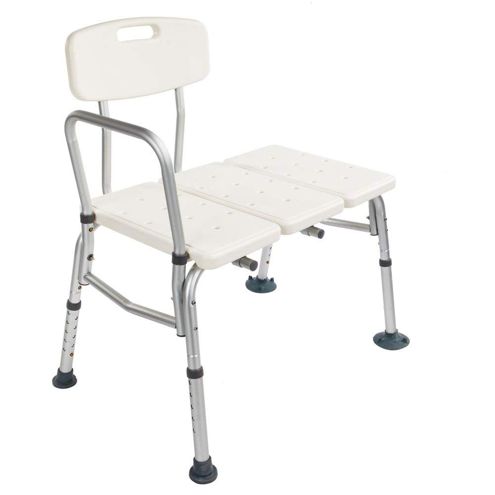 transfer shower chair cape cod beach hours zimtown 10 height adjustable bath tub medical bench walmart com