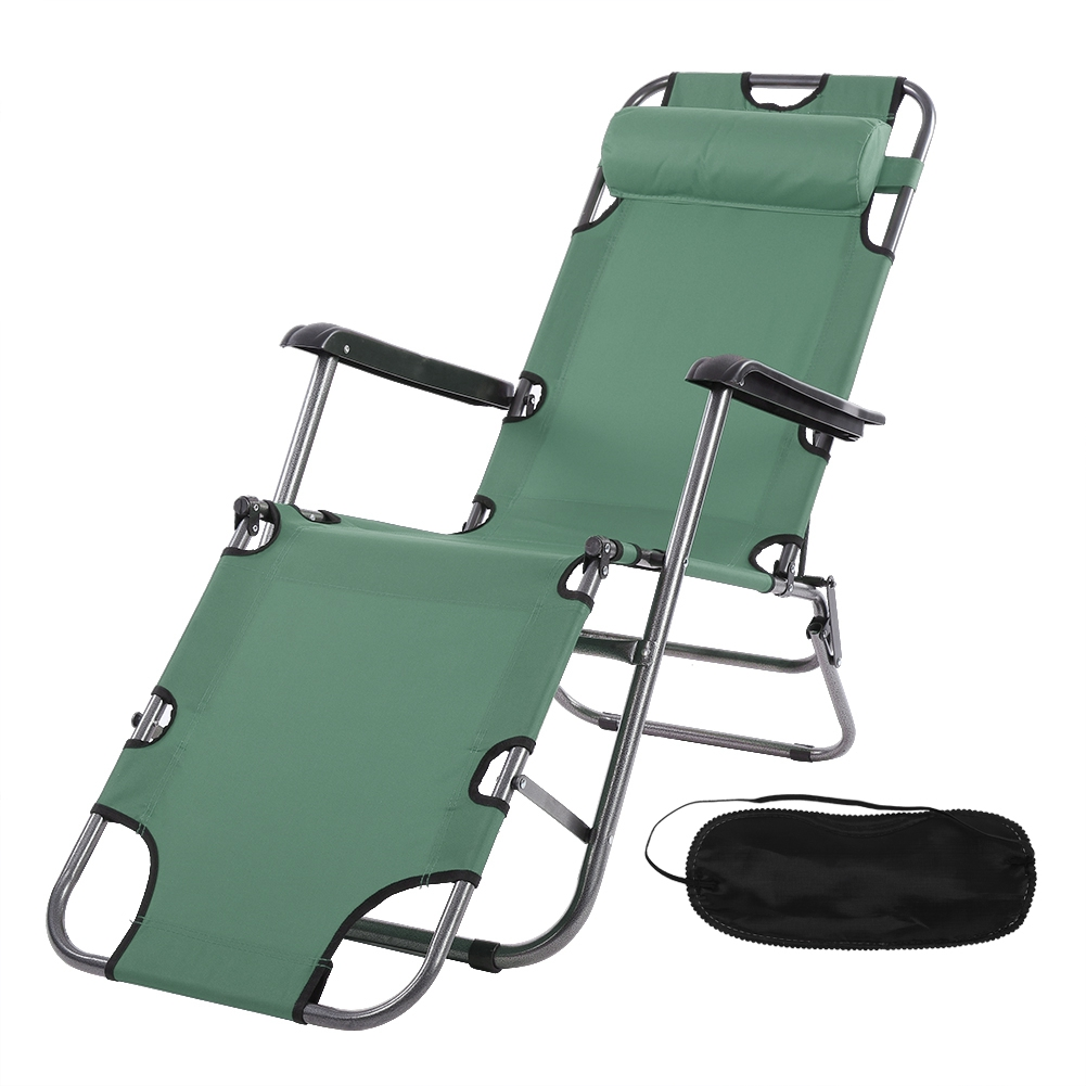 portable reclining chair folding picture eecoo camping lounge beach departments