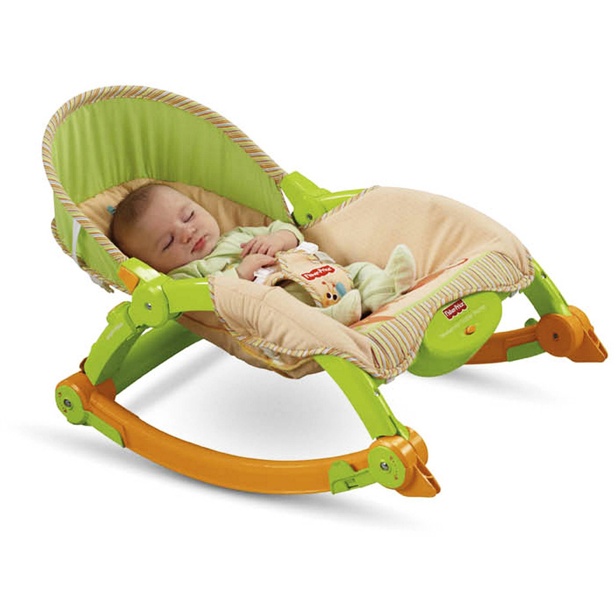 FisherPrice  Newborn to Toddler Portable Rocker