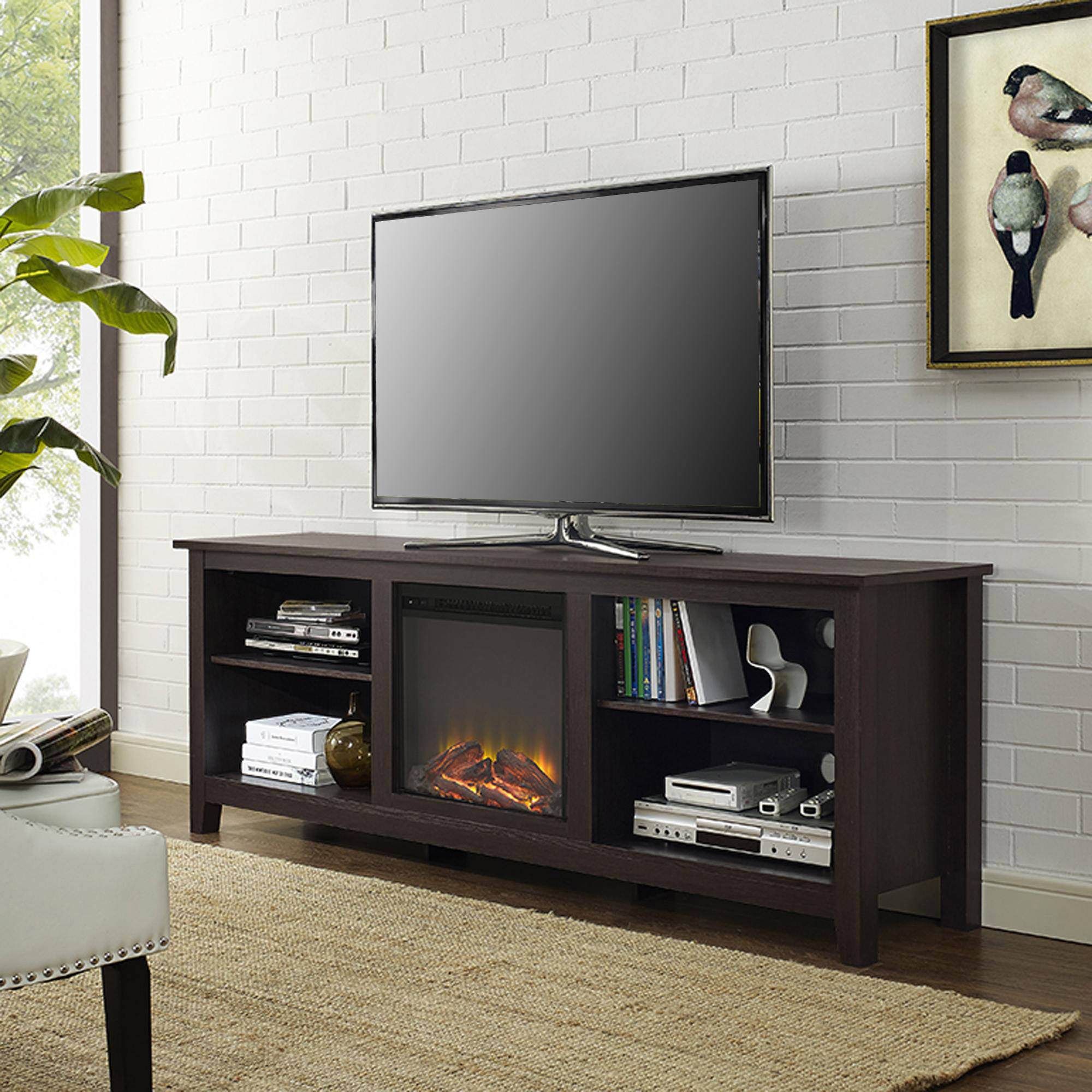 entertainment units living room beachy furniture tv stands centers walmart com