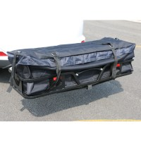 Ktaxon Hitch Mount Roof Rack Water-resistant Cargo Carrier ...