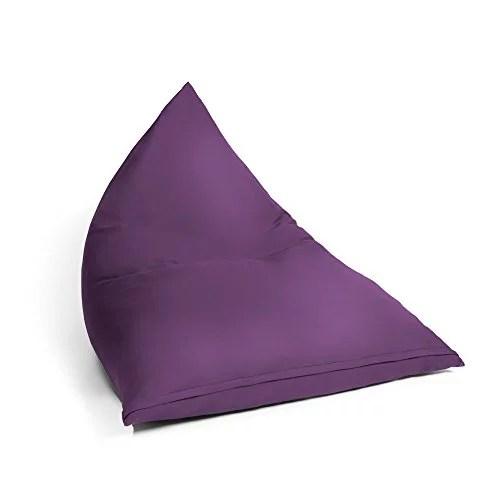 bean bag chairs for teens tj maxx chair jaxx pivot 4 foot teen with cotton cover violet