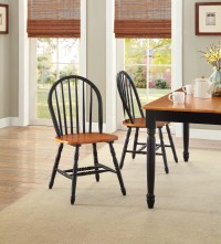 Better Homes and Gardens Autumn Lane Windsor Chairs, Set ...