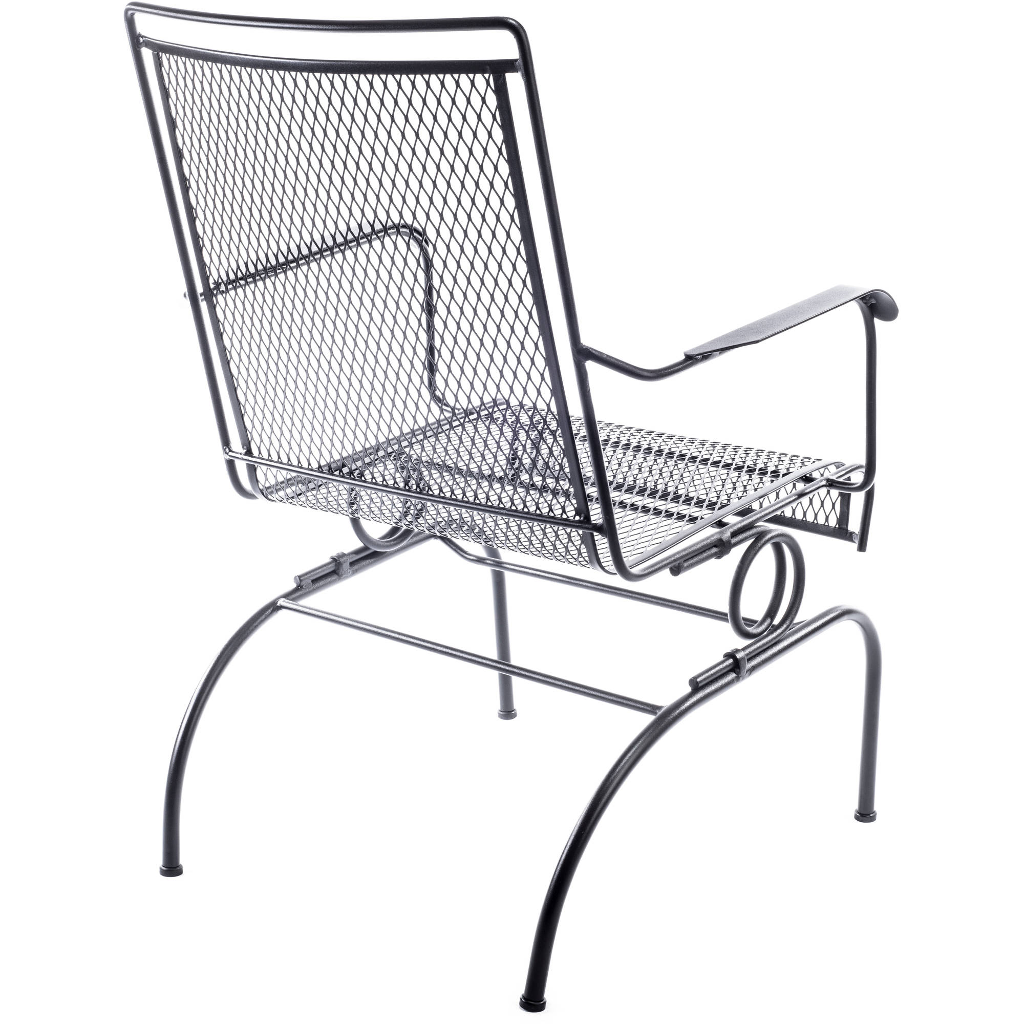 memory foam butterfly chair zero gravity target arlington house wrought iron motion chair, outdoor patio furniture - best black accent chairs