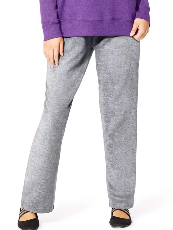 Size - Women' Fleece Sweatpants Regular And Petite Sizes