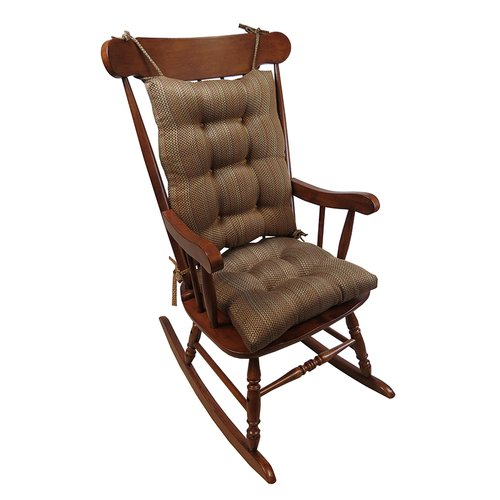 types of rocking chairs kitchen swivel charlton home upholstery chair cushion walmart com