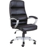 Techni Mobili High Back Executive Office Chair, Black ...