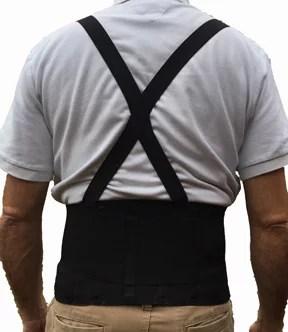 Alpha Medical Industrial Back Support Lower Back Race ...