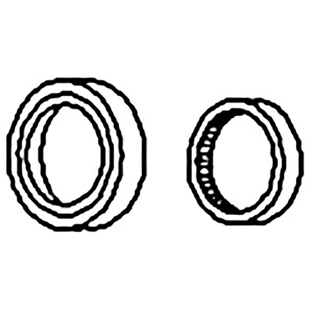 70226620 New Front Crankshaft Seal For Allis Chalmers
