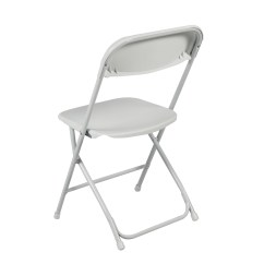 Folding Chair Rubber Feet Toy High Toys R Us Best Choice Products Set Of 5 Indoor Outdoor Portable Stackable Lightweight Plastic Chairs For Events Parties White Walmart Com