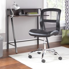 Office Chairs Under 50 2 White Lounge Chair Cushions Mainstays Walmart