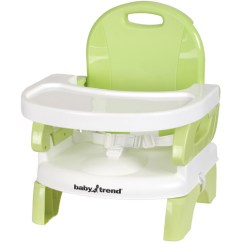 Booster Seat Or High Chair Which Is Better Pool Lounge Chairs Lowes Baby Trend Portable Lime Walmart Com
