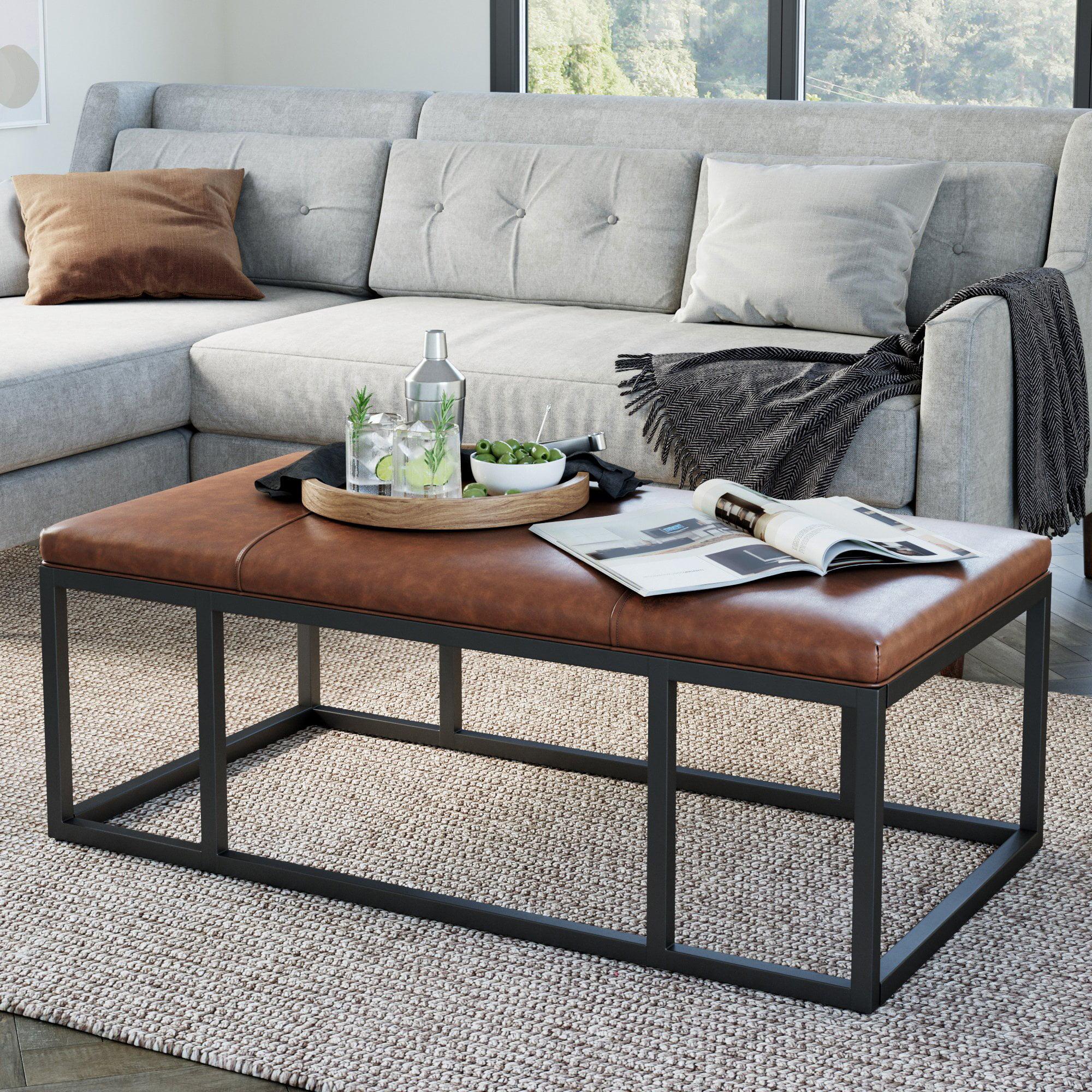 coffee table ottomans walmart com