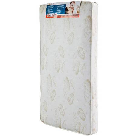 Dream On Me Twilight 5 80 Coil Spring Crib And Toddler Bed Mattress