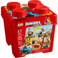 LEGO Juniors Construction Building Set - Walmart.com