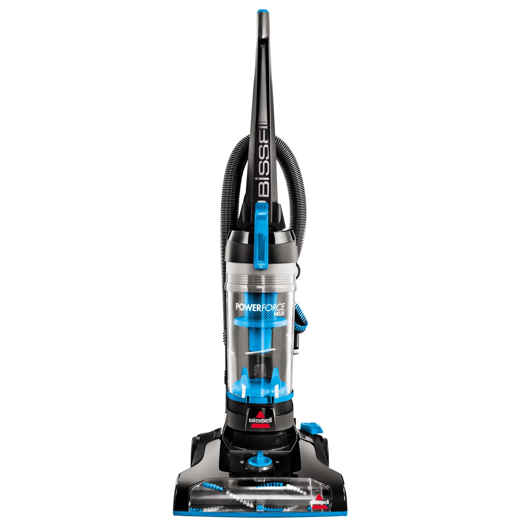 hight resolution of bissell powerforce helix bagless upright vacuum new and improved version of 1700 2191