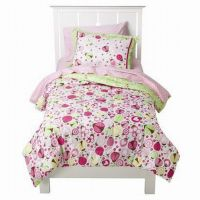 Circo Full Bed in a Bag Lady Bugs Girl Comforter Set ...