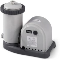 Intex 1500 GPH Krystal Clear Cartridge Filter Pump for ...