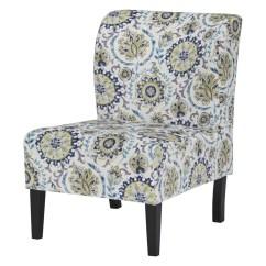 Floral Print Accent Chairs Standard Banquet Signature Design By Ashley Triptis