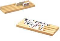 Domino Tile Holder Set/2 - Walmart.com