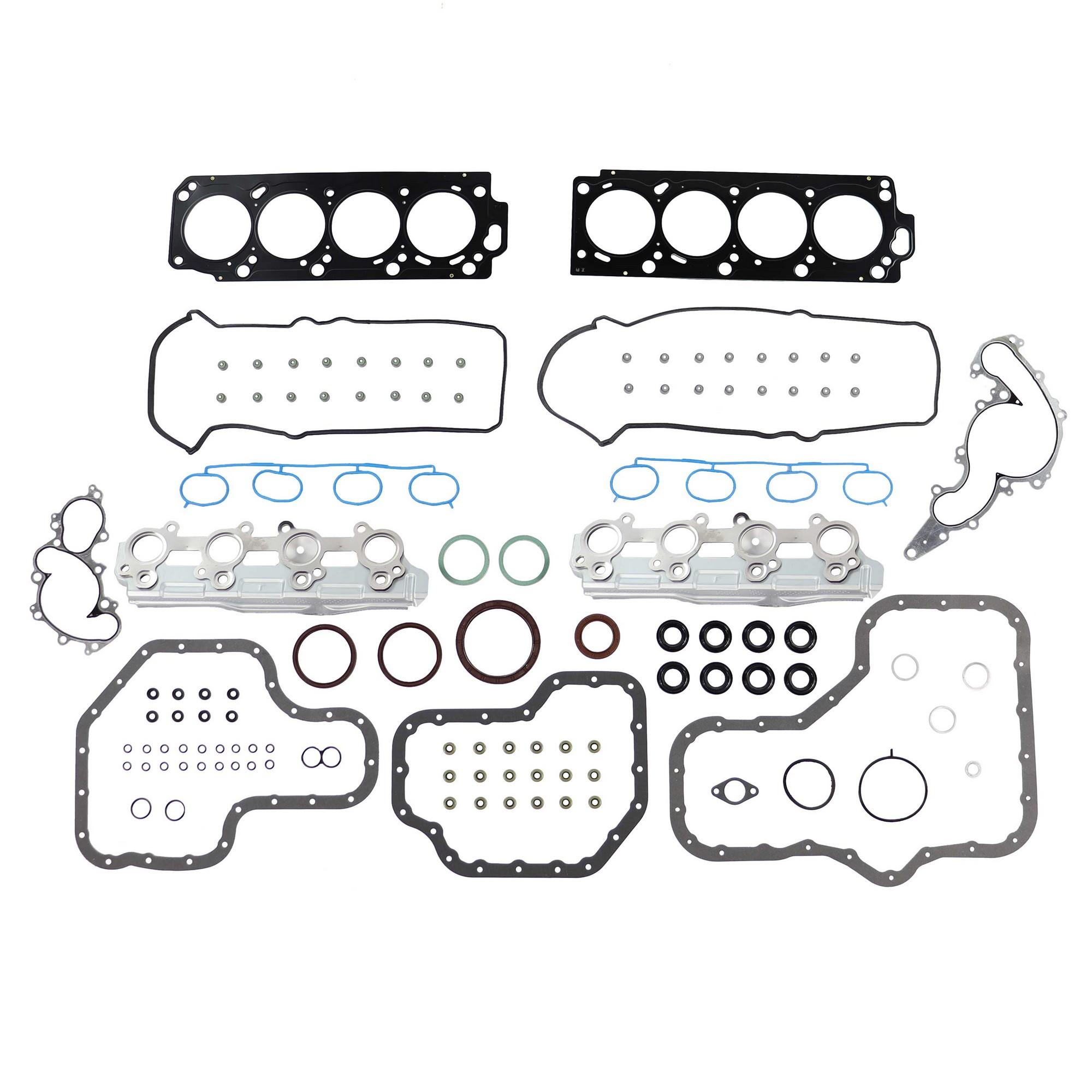 DNJ FGS9074 Full Gasket Sealing Set For 05-09 Lexus Toyota