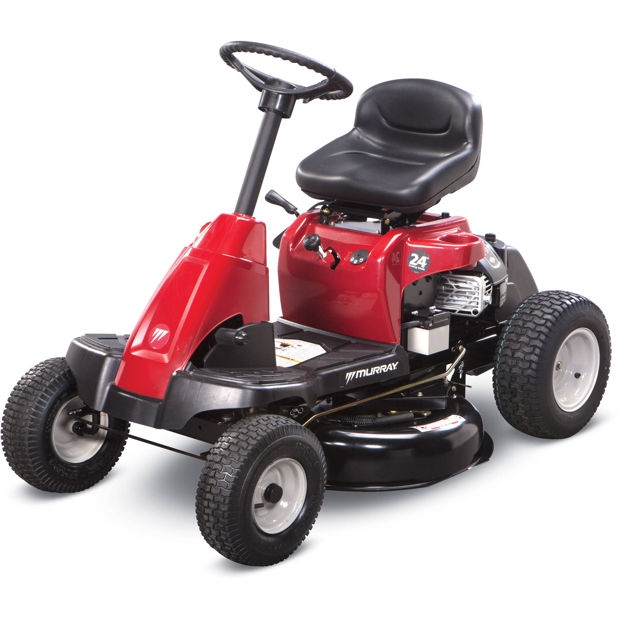 hight resolution of murray 24 rear engine riding mower with mulch kit walmart com murray rider wiring harness
