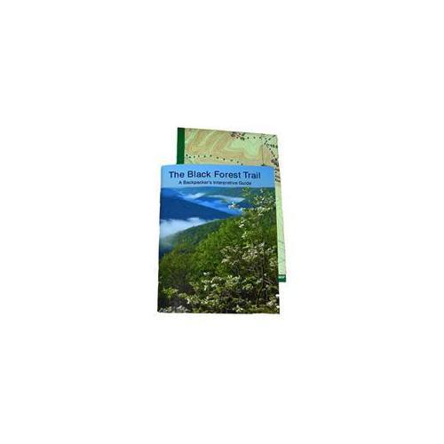 Pine Creek Press 103607 Black Forest Trail Guide Chuck Dillon Book