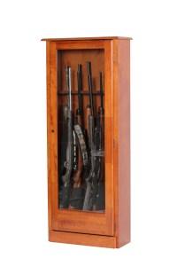 American Furniture Classics Stockton 10 Gun Cabinet by ...